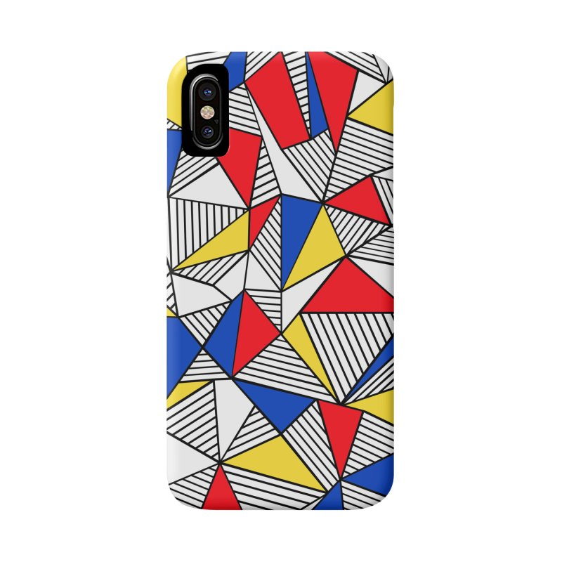 Ab Blocks Mond Accessories Phone Case by Project M's Artist Shop