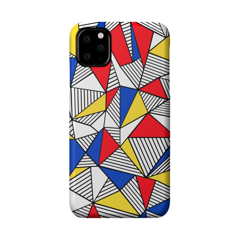 Ab Blocks Mond Accessories Phone Case by Project M's Artist Shop