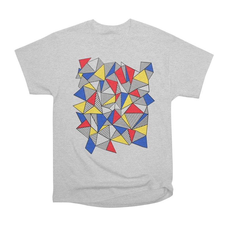 Ab Blocks Mond Men's Heavyweight T-Shirt by Project M's Artist Shop