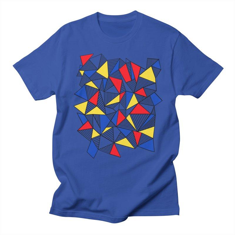 Ab Blocks Mond Men's Regular T-Shirt by Project M's Artist Shop