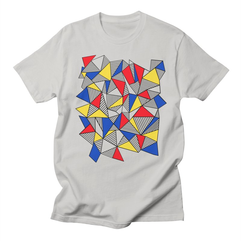 Ab Blocks Mond Men's Regular T-Shirt by Project M's Artist Shop