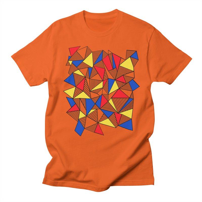 Ab Blocks Mond Women's Regular Unisex T-Shirt by Project M's Artist Shop
