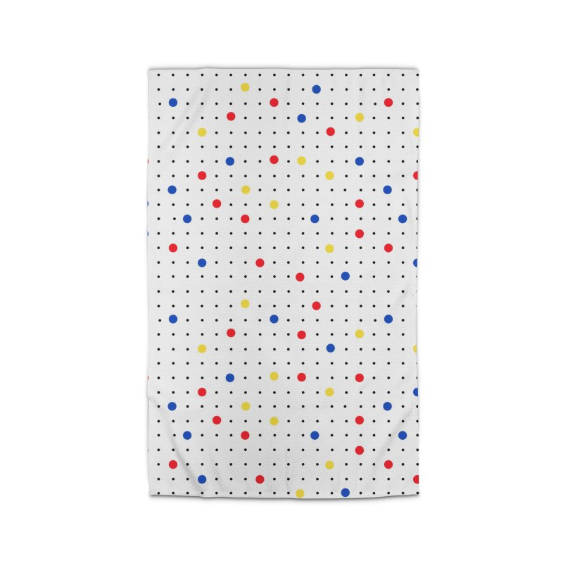Pin Point Mond Home Rug by Project M's Artist Shop