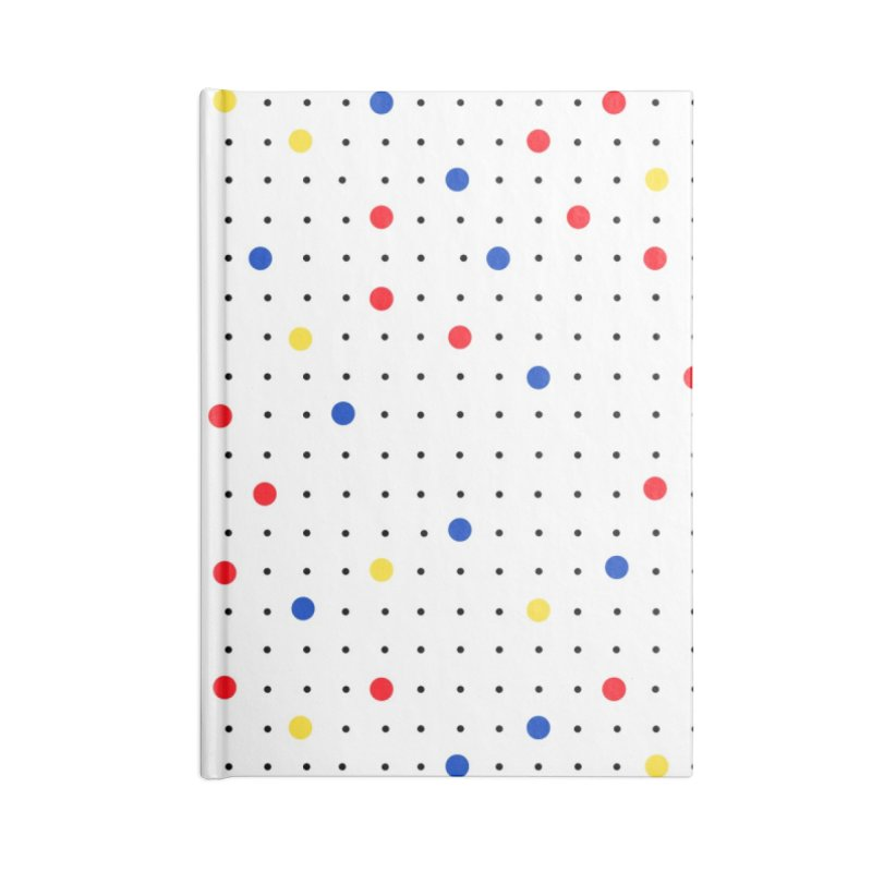 Pin Point Mond Accessories Notebook by Project M's Artist Shop