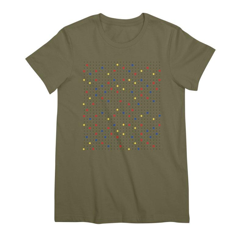Pin Point Mond Women's Premium T-Shirt by Project M's Artist Shop