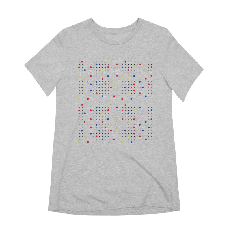 Pin Point Mond Women's Extra Soft T-Shirt by Project M's Artist Shop