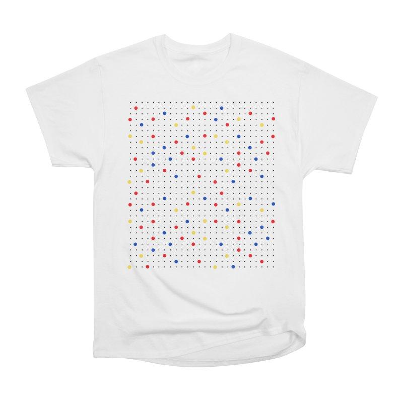 Pin Point Mond Men's Heavyweight T-Shirt by Project M's Artist Shop