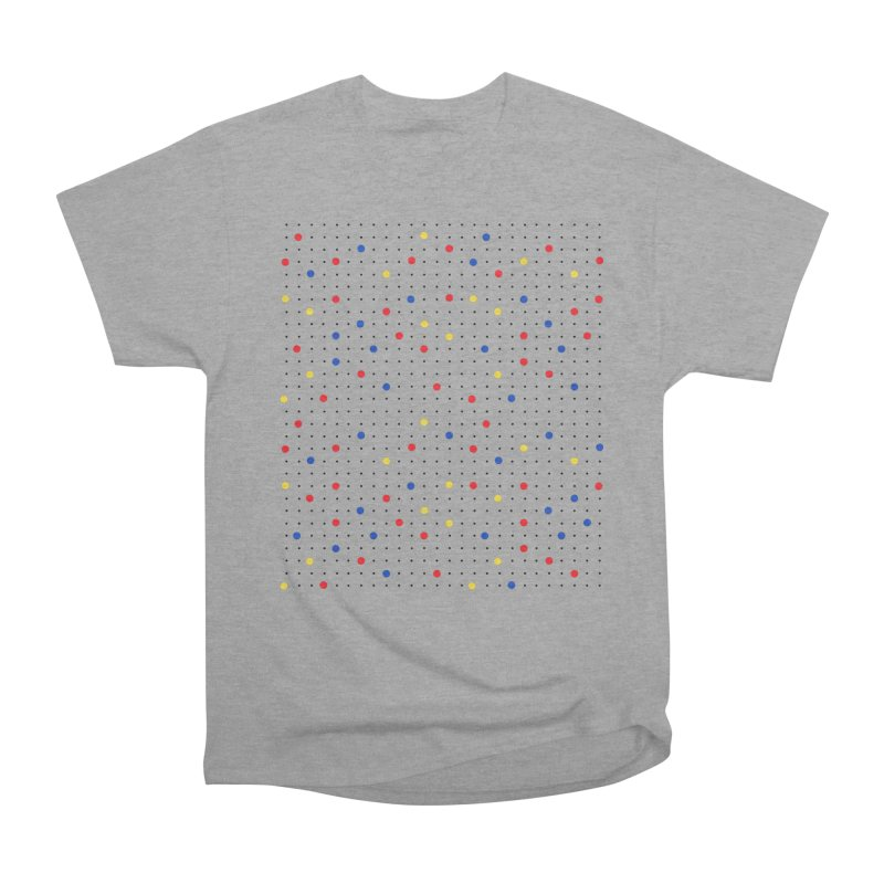 Pin Point Mond Men's Heavyweight T-Shirt by Project M's Artist Shop