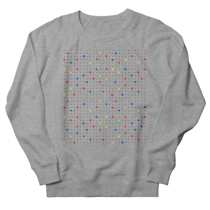 Pin Point Mond Women's French Terry Sweatshirt by Project M's Artist Shop