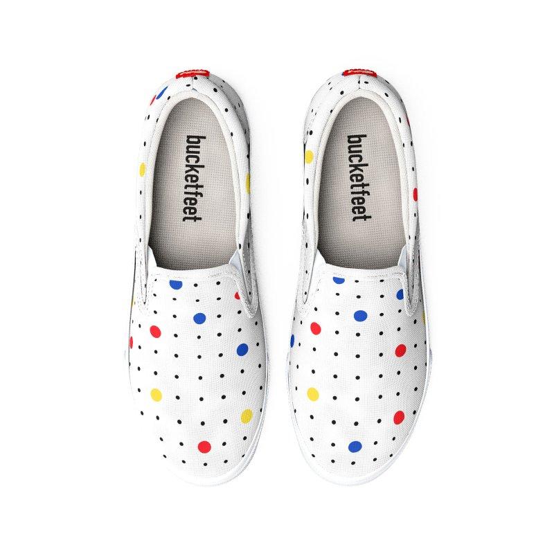 Pin Point Mond Men's Shoes by Project M's Artist Shop