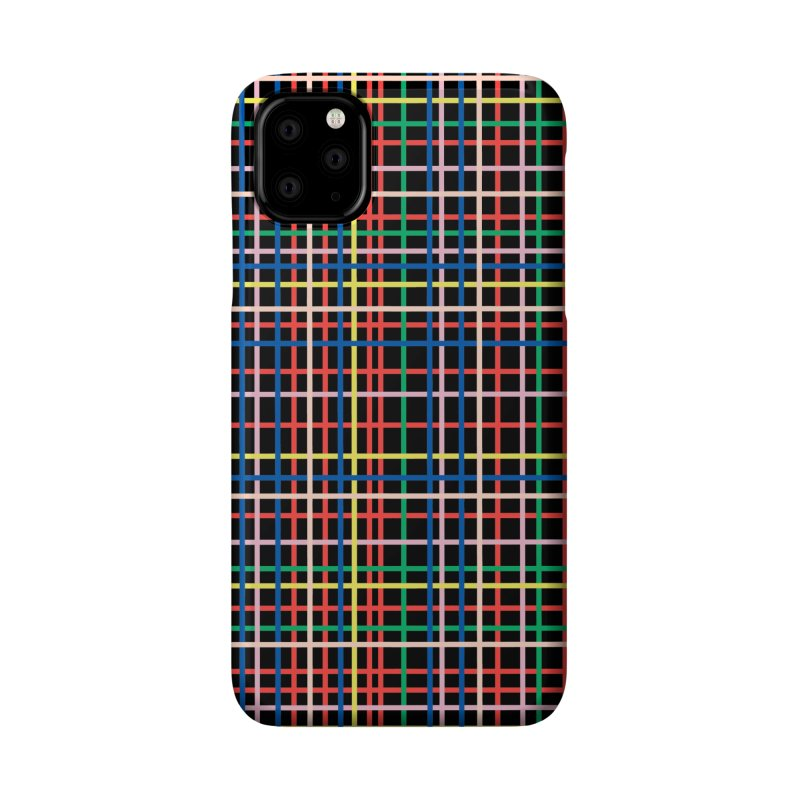 Rainbow Weave B Accessories Phone Case by Project M's Artist Shop