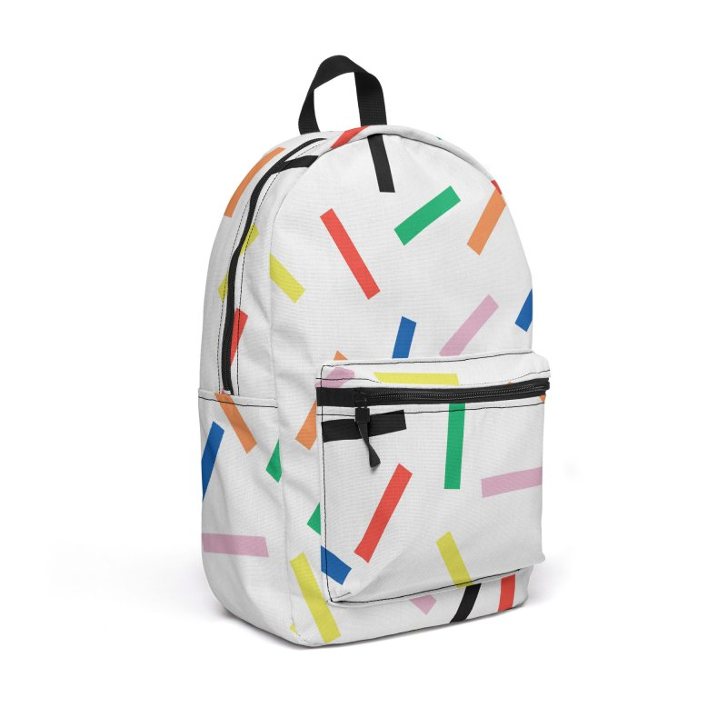Sprinkles Fresh Accessories Backpack Bag by Project M's Artist Shop