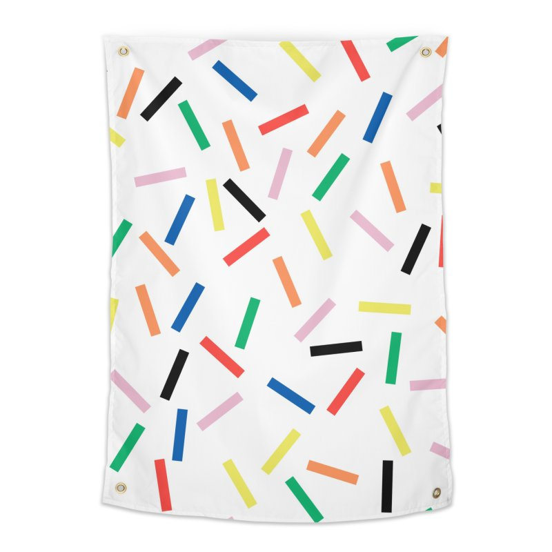 Sprinkles Fresh Home Tapestry by Project M's Artist Shop