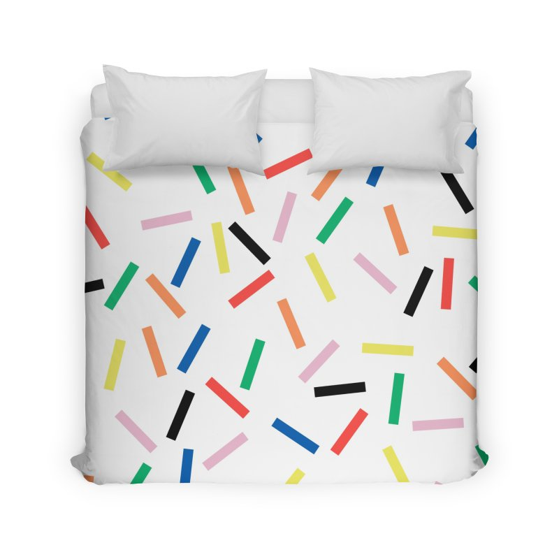 Sprinkles Fresh Home Duvet by Project M's Artist Shop