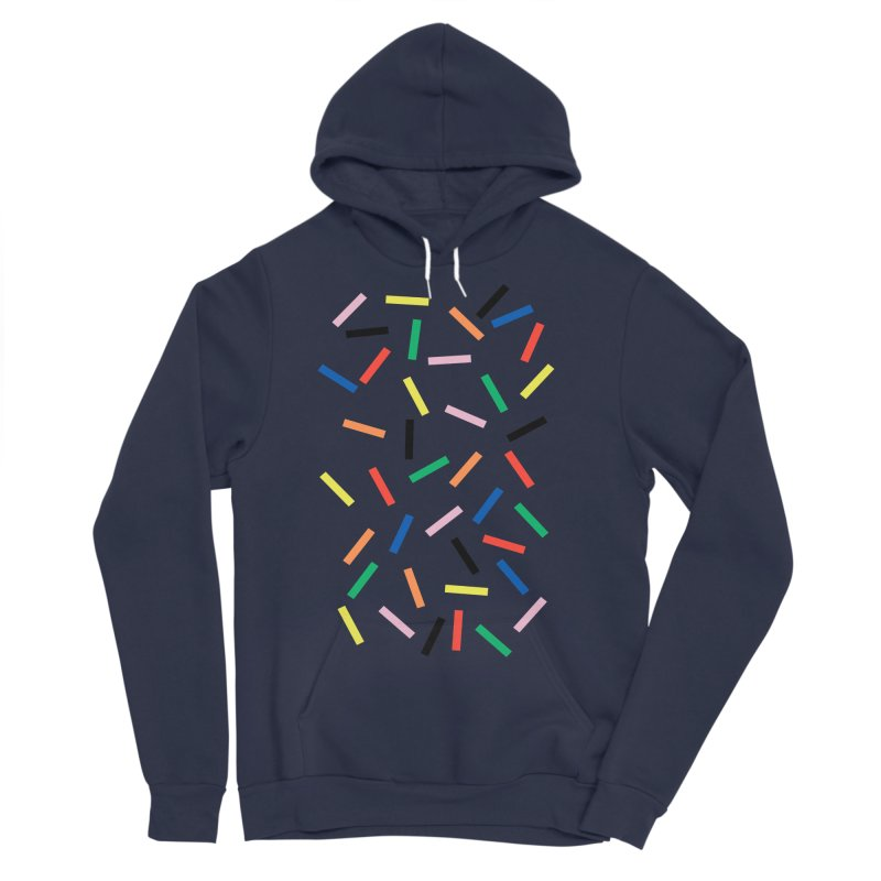 Sprinkles Fresh Women's Sponge Fleece Pullover Hoody by Project M's Artist Shop