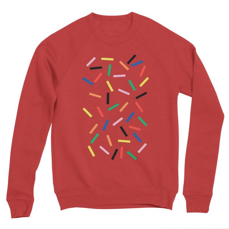 Sprinkles Fresh Women's Sponge Fleece Sweatshirt by Project M's Artist Shop