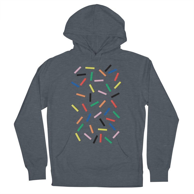 Sprinkles Fresh Men's French Terry Pullover Hoody by Project M's Artist Shop