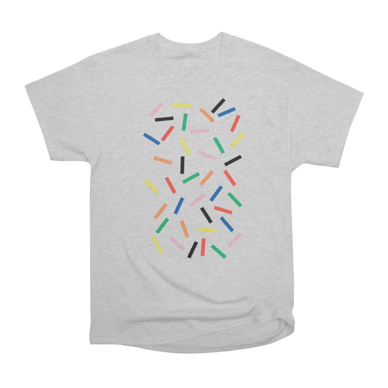 Sprinkles Fresh Women's Heavyweight Unisex T-Shirt by Project M's Artist Shop