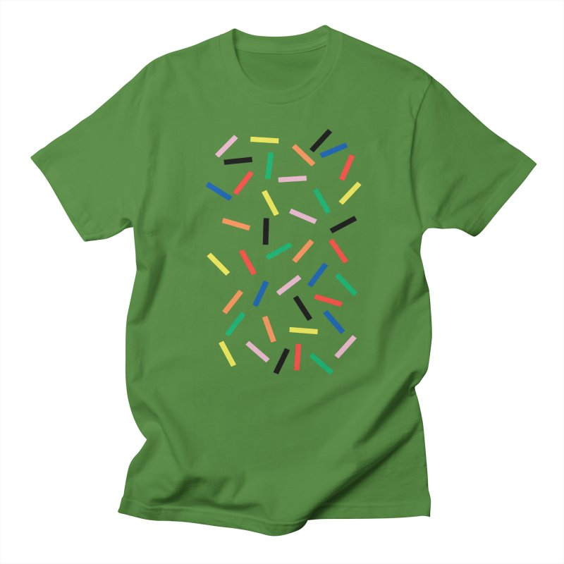 Sprinkles Fresh Men's Regular T-Shirt by Project M's Artist Shop