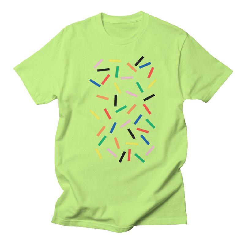 Sprinkles Fresh Women's Regular Unisex T-Shirt by Project M's Artist Shop