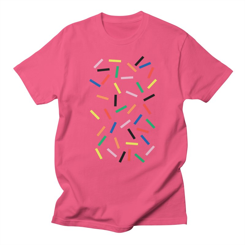 Sprinkles Fresh Women's Regular Unisex T-Shirt by Project M's Artist Shop