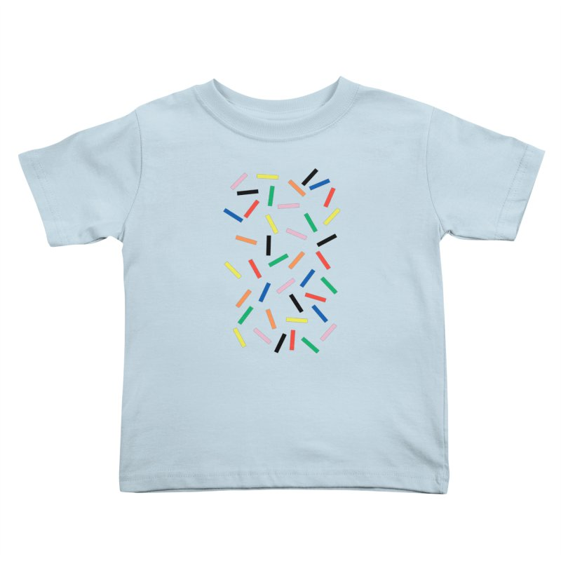 Sprinkles Fresh Kids Toddler T-Shirt by Project M's Artist Shop