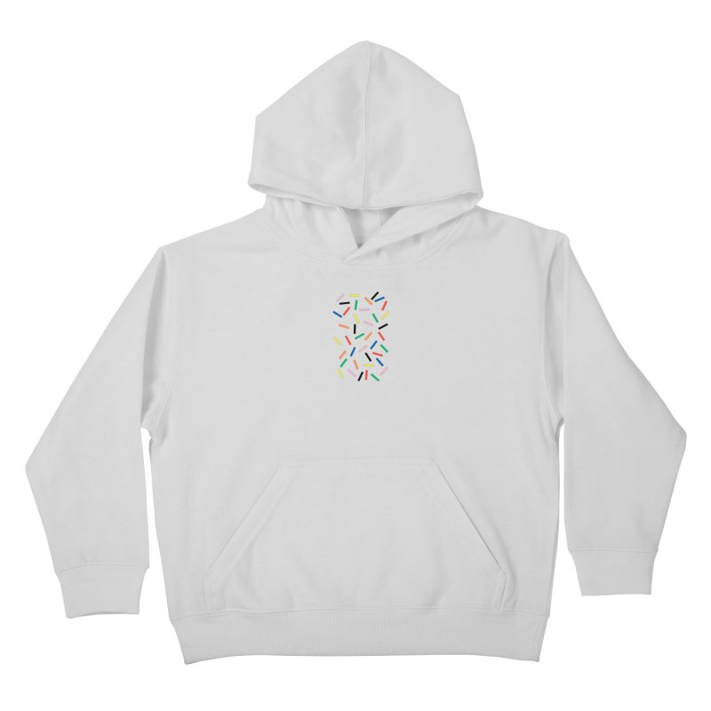 Sprinkles Fresh Kids Pullover Hoody by Project M's Artist Shop