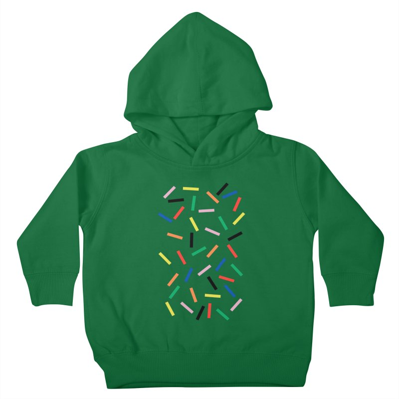 Sprinkles Fresh Kids Toddler Pullover Hoody by Project M's Artist Shop
