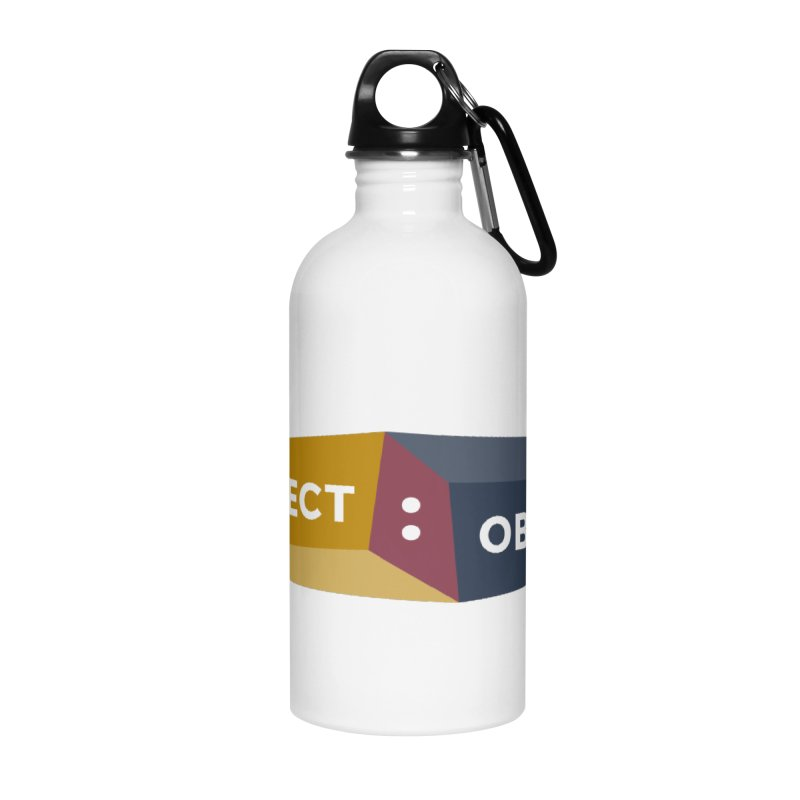Project:Object Logo Accessories Water Bottle by PROJECT:OBJECT Objects