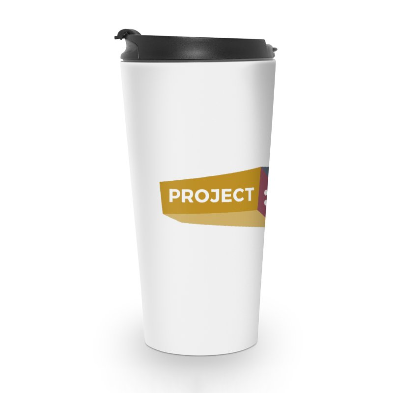 Project:Object Logo in Travel Mug by PROJECT:OBJECT Objects