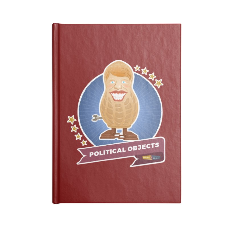 Political Objects Accessories Notebook by PROJECT:OBJECT Objects! Proceeds go to the ACLU