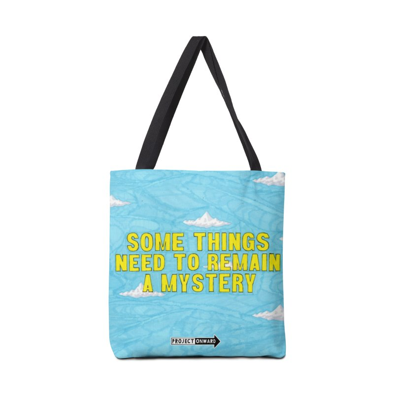 Some Things by Louis DeMarco in Tote Bag by Project Onward Merchandise Store