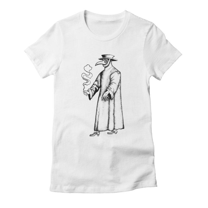 the doctor is in Women's T-Shirt by prometheatattoos's Artist Shop