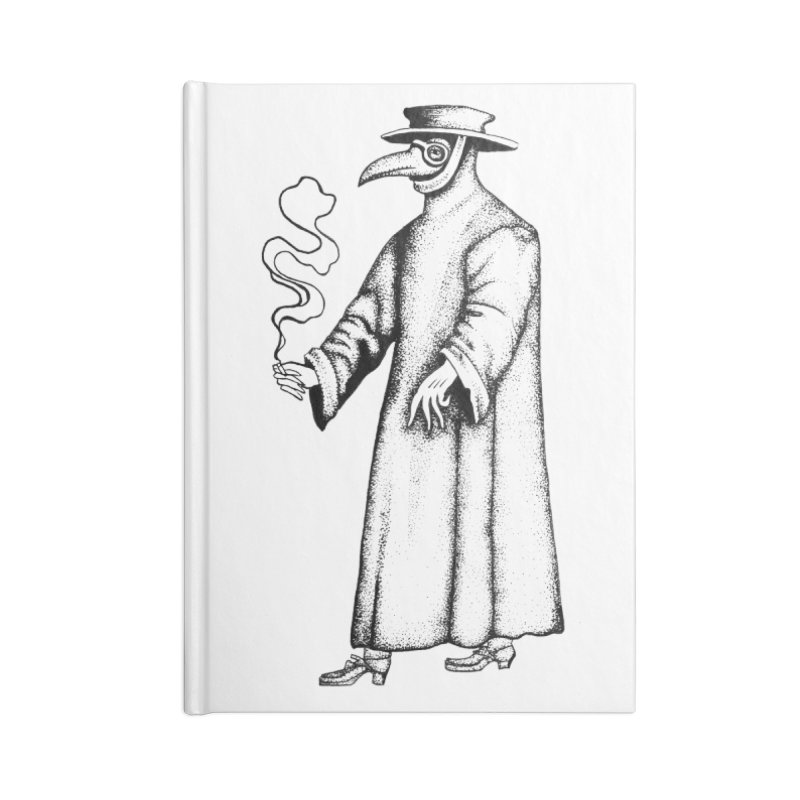 the doctor is in Accessories Notebook by prometheatattoos's Artist Shop