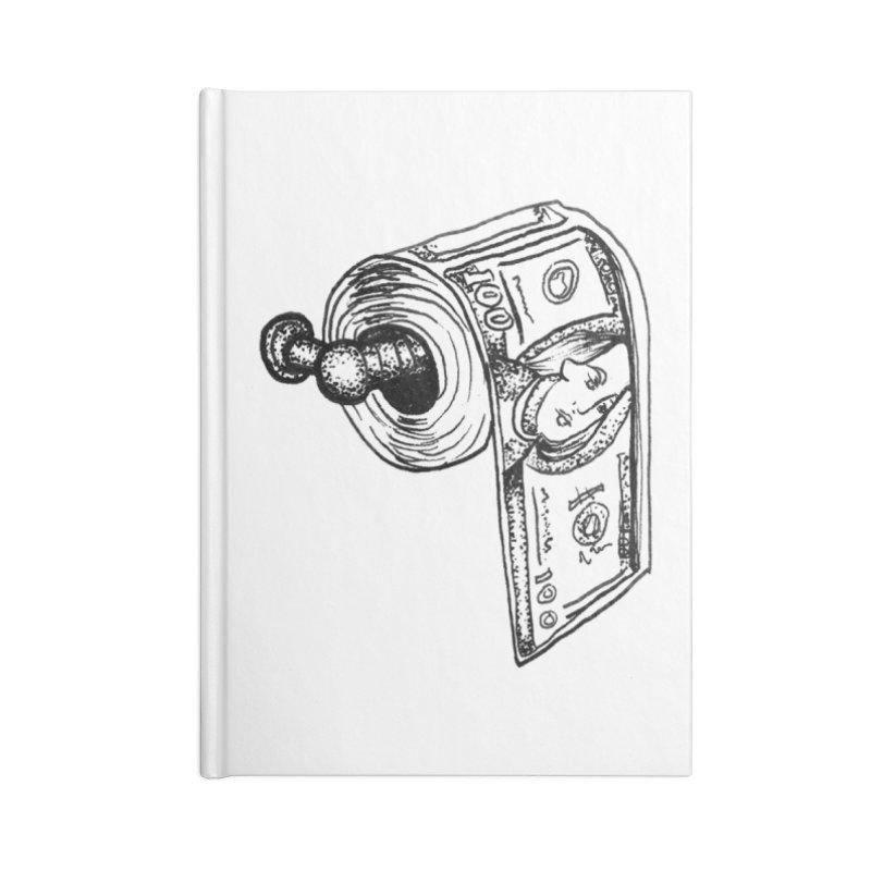 get that paper Accessories Notebook by prometheatattoos's Artist Shop
