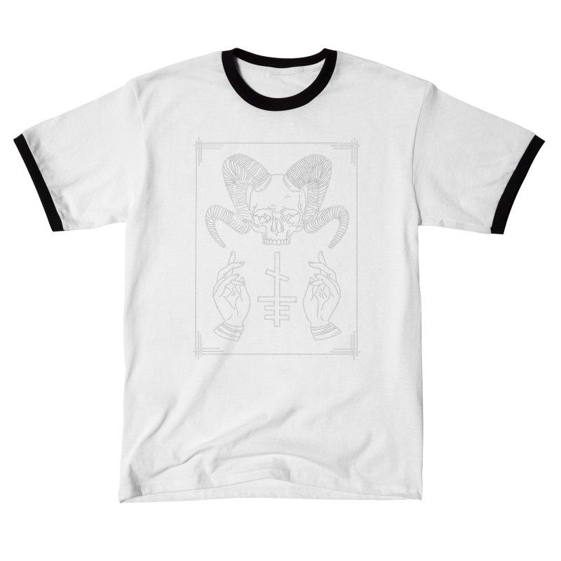 no gods, no masters Men's T-Shirt by prometheatattoos's Artist Shop