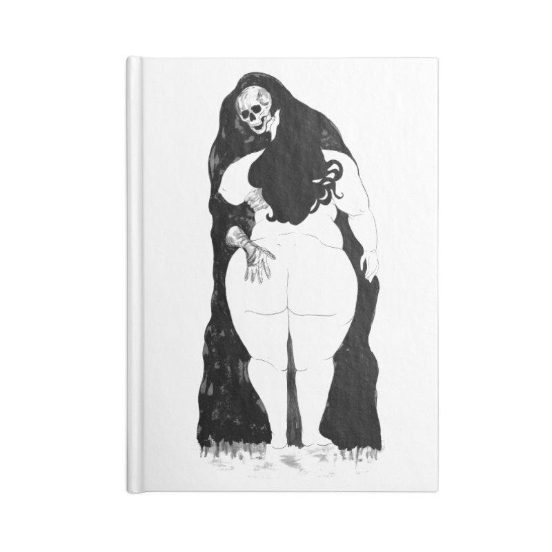 la petite mort Accessories Notebook by prometheatattoos's Artist Shop