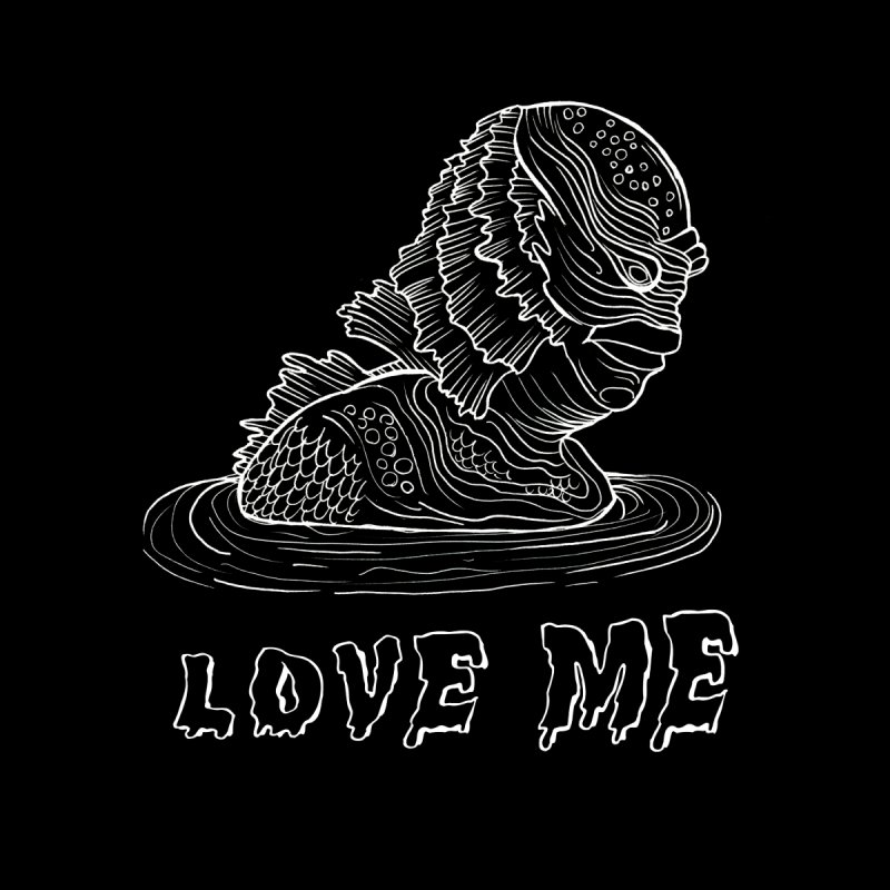 love and monsters Women's T-Shirt by prometheatattoos's Artist Shop