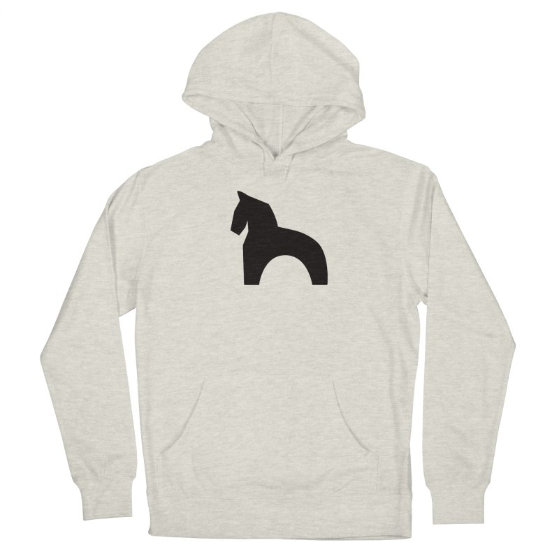 Toy horse (stolyarka.me) Men's French Terry Pullover Hoody by Elefunfunt