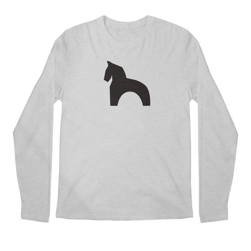 Toy horse (stolyarka.me) Men's Longsleeve T-Shirt by Elefunfunt