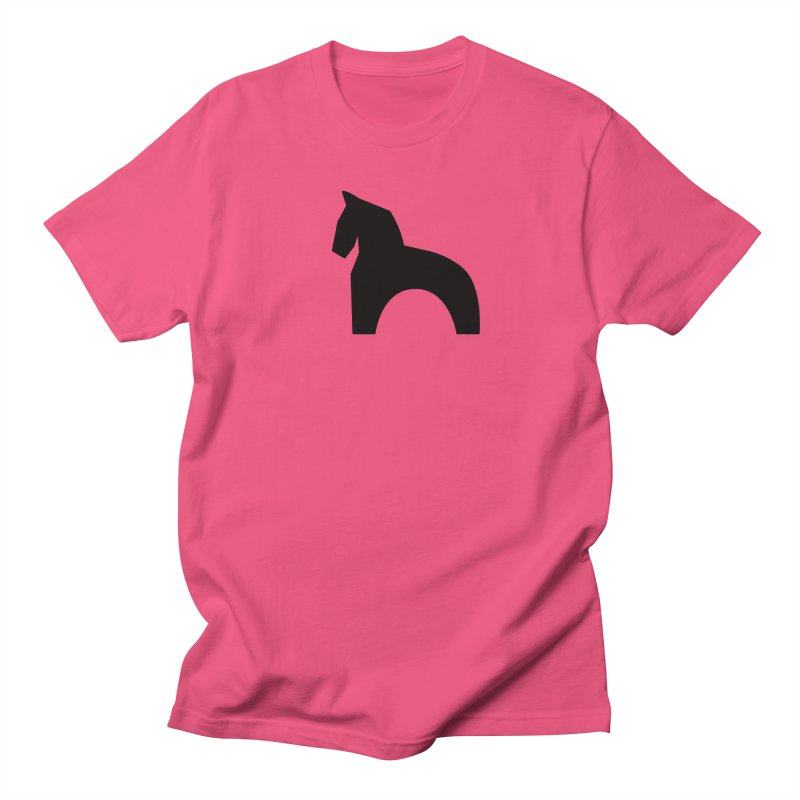 Toy horse (stolyarka.me) Men's Regular T-Shirt by Elefunfunt