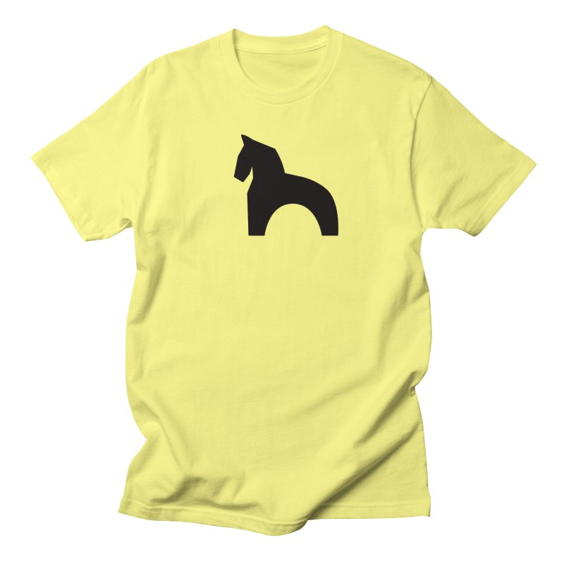 Toy horse (stolyarka.me) Men's T-Shirt by Elefunfunt