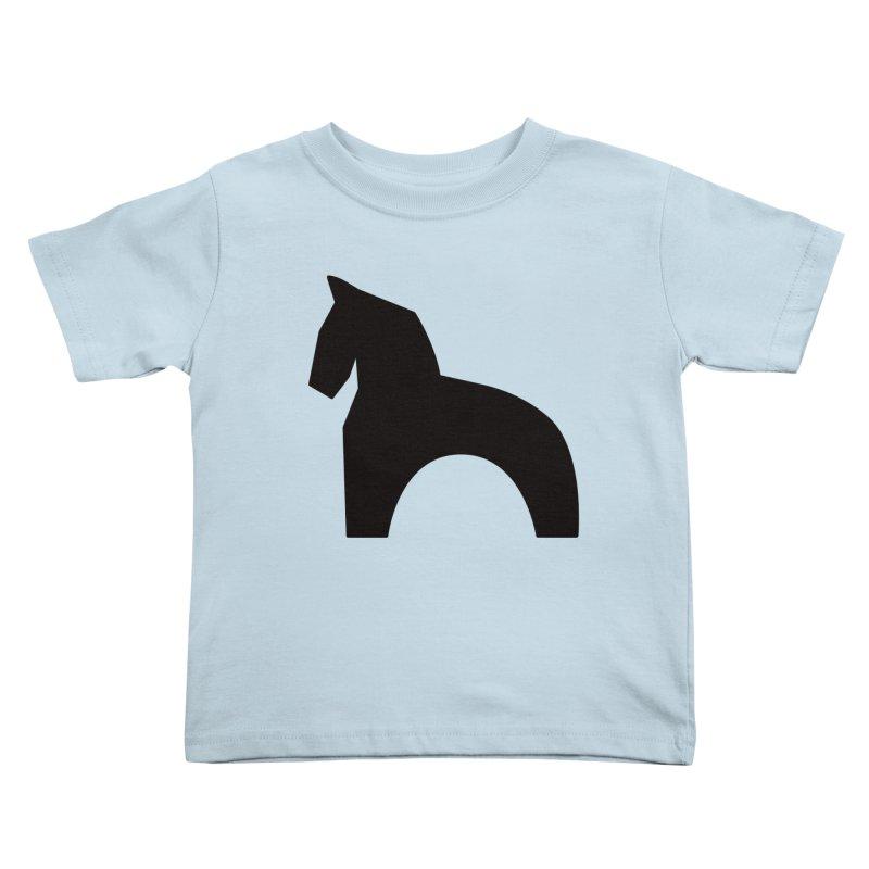 Toy horse (stolyarka.me) Kids Toddler T-Shirt by Elefunfunt