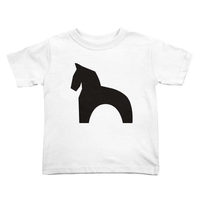 Toy horse (stolyarka.me) Kids Toddler T-Shirt by Elefunfunt