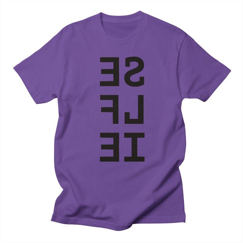 Selfie Men's T-Shirt by Elefunfunt
