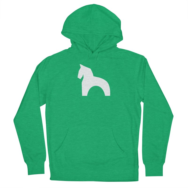 Toy horse (stolyarka.me) _dark Women's French Terry Pullover Hoody by Elefunfunt