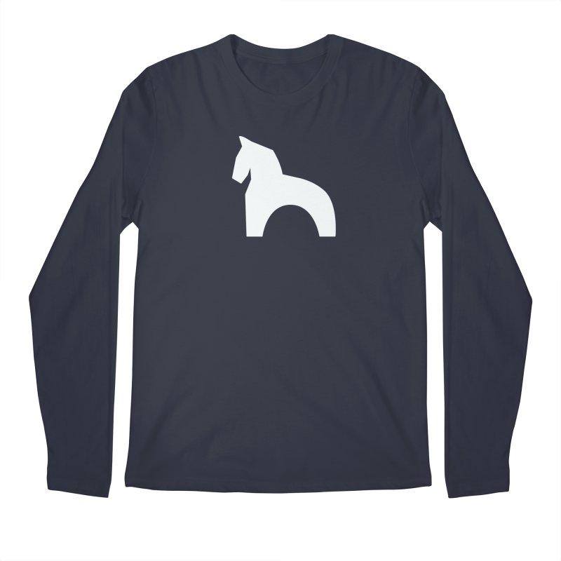 Toy horse (stolyarka.me) _dark Men's Longsleeve T-Shirt by Elefunfunt