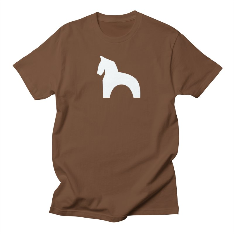 Toy horse (stolyarka.me) _dark Men's T-Shirt by Elefunfunt