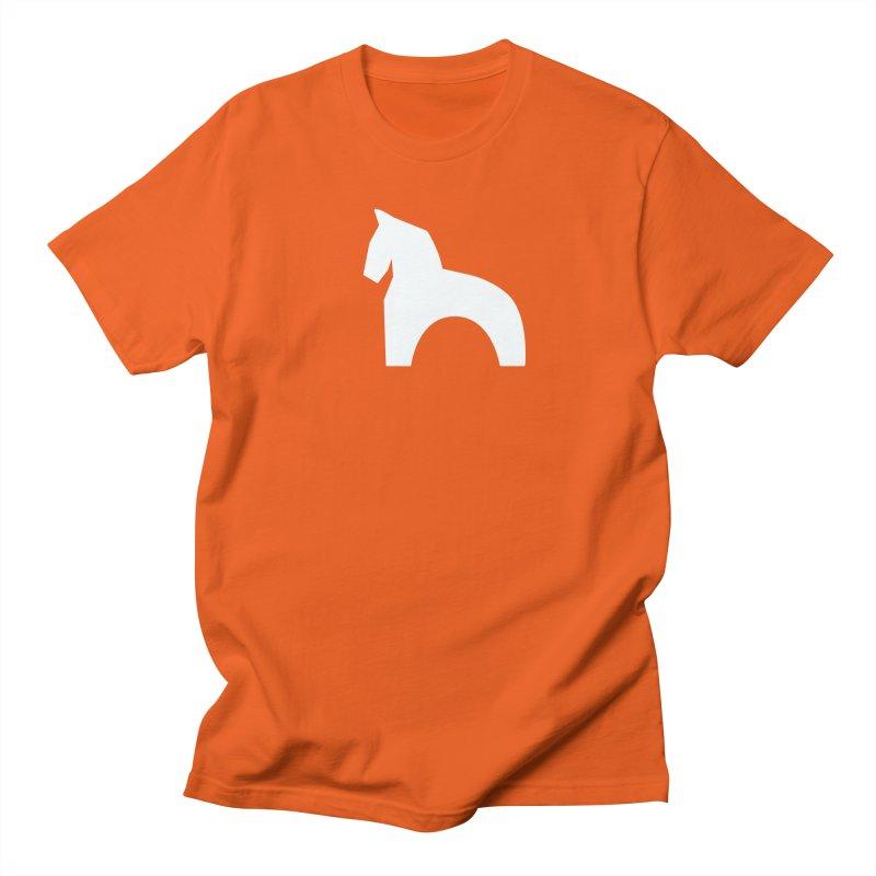 Toy horse (stolyarka.me) _dark Men's T-Shirt by Elefunfunt