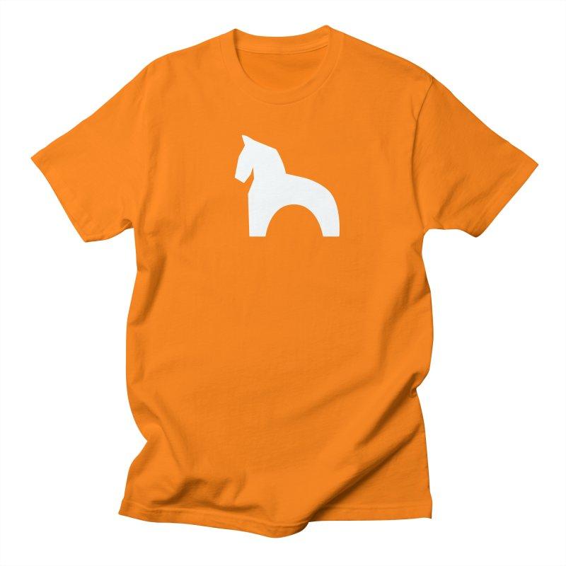 Toy horse (stolyarka.me) _dark Men's Regular T-Shirt by Elefunfunt